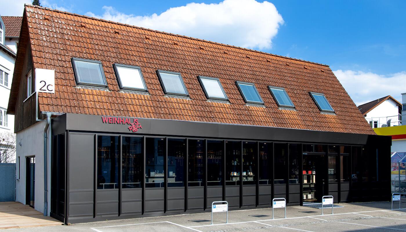 Weinhaus Rieg Filiale Schwäbisch Gmmünd 3