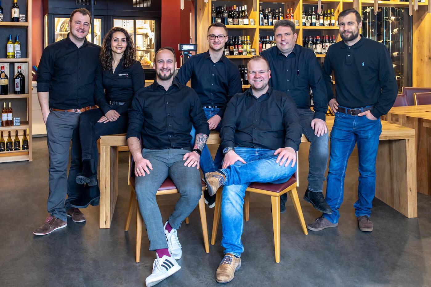Weinhaus Rieg Team